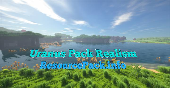 Uranus Pack Realism 1.15.2