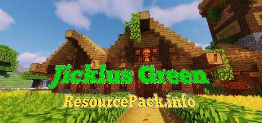 Jicklus Green 1.16.5