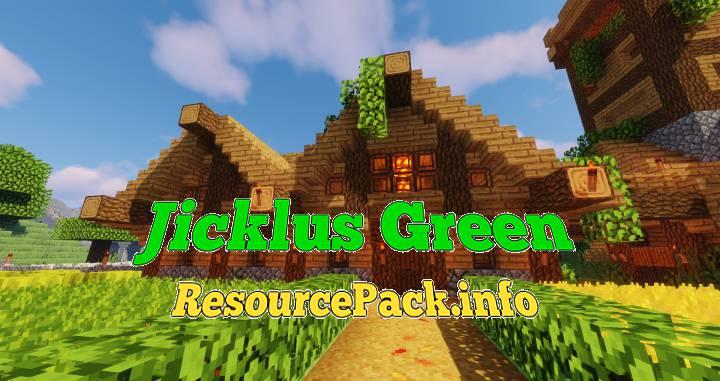 Jicklus Green 1.17.1