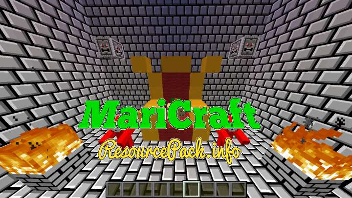 MariCraft 1.16.5