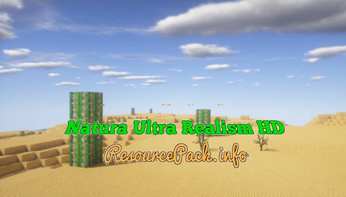 Natura Ultra Realism HD 1.17.1