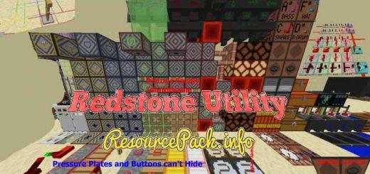 Redstone Utility 1.16.5