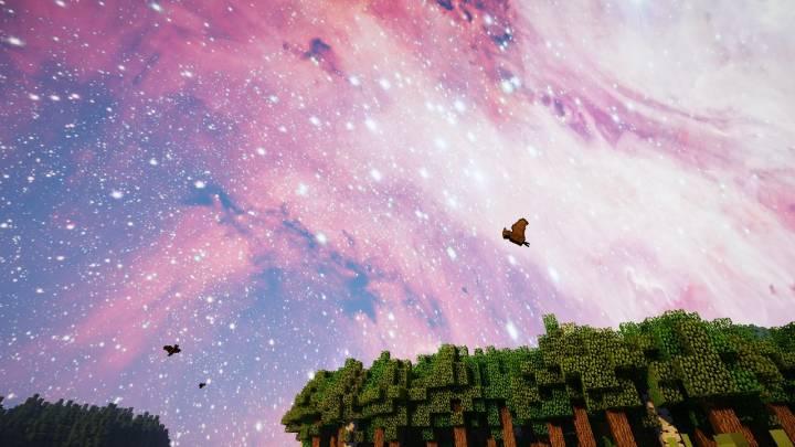 WALL LAGOON NEBULA VISTA Custom Sky 1.13.2