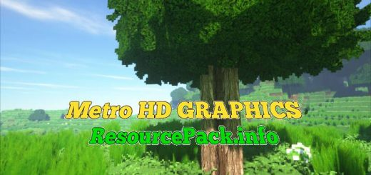 Metro HD GRAPHICS 1.15.2