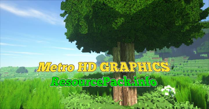 Metro HD GRAPHICS 1.16.4