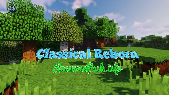 Classical Reborn 1.16.5