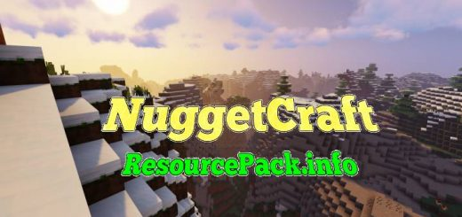 NuggetCraft 1.14.3