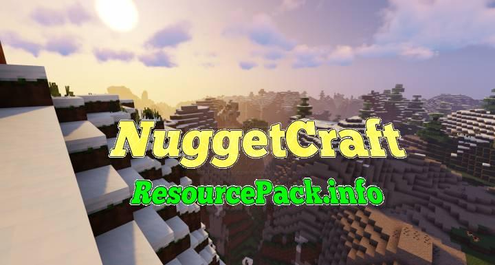 NuggetCraft 1.16.5