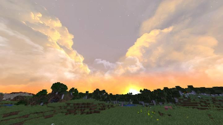 Fancy Skies 1.10.2