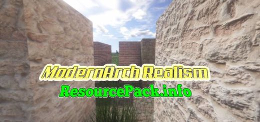 ModernArch Realism 1.16.5