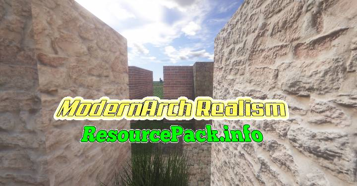 ModernArch Realism 1.16.2