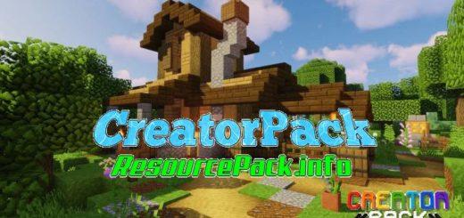 CreatorPack 1.14.4