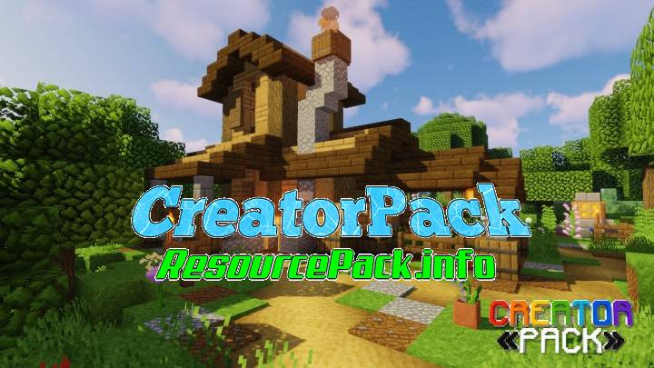 CreatorPack 1.16.5