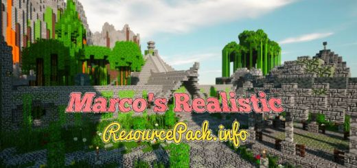 Marco's Realistic 1.17.1
