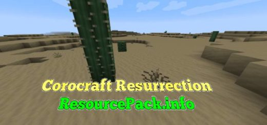 Corocraft Resurrection 1.17.1