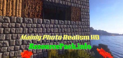 Mainly Photo Realism HD 1.16.5