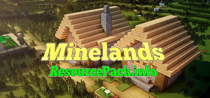 Minelands 1.16.5