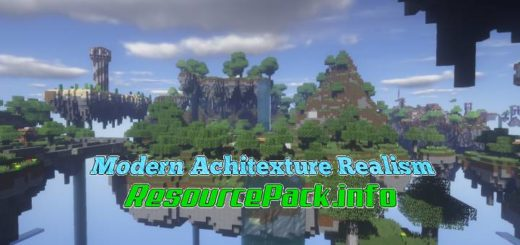 Modern Achitexture Realism 1.16