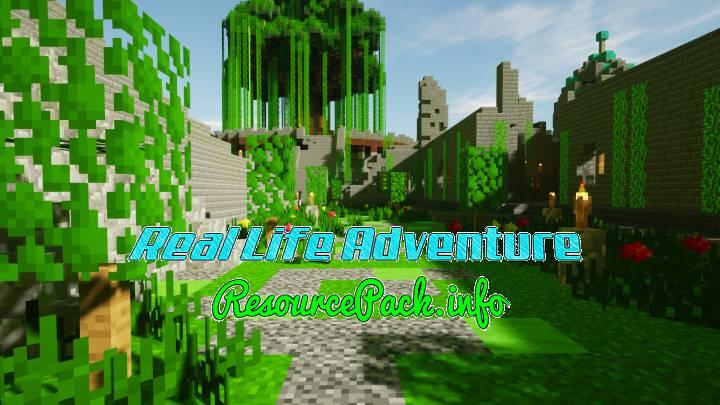 Real Life Adventure 1.16.5