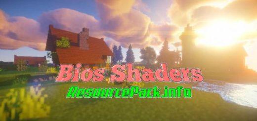 Bios Shaders 1.17.1