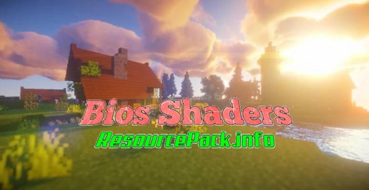 Bios Shaders 1.16.5