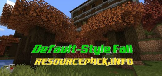 Default-Style Fall 1.17.1