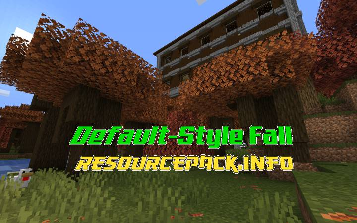Default-Style Fall 1.16.5