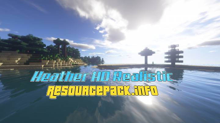Heather HD Realistic 1.16.5