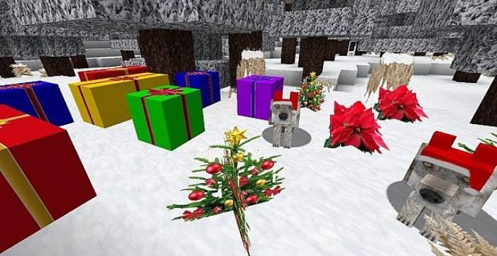 Zedercraft Christmas HD 1.11.2