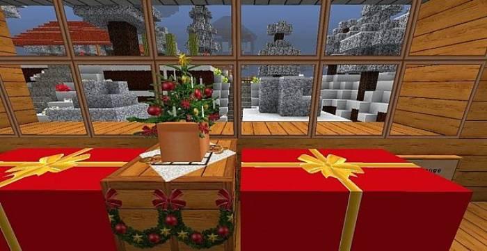 Zedercraft Christmas HD 1.13.2