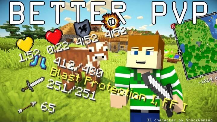 Better PvP 1.14.4