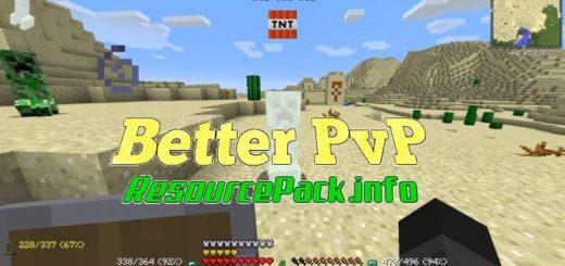 Better PvP 1.16.5