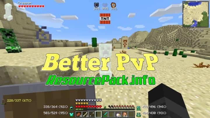 Better PvP 1.16.3