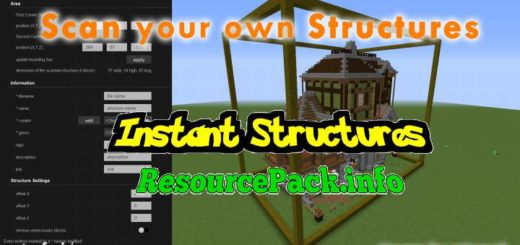 Instant Structures 1.17.1