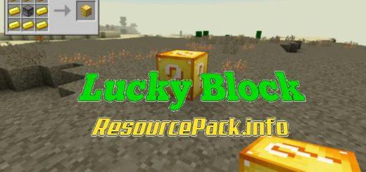 Lucky Block 1.16.5
