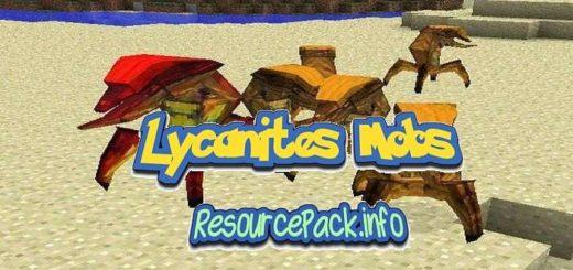 Lycanites Mobs 1.17.1