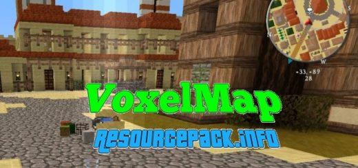 VoxelMap 1.16.5