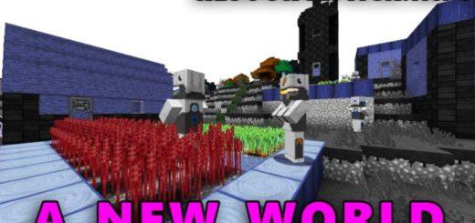 A New World 1.17.1