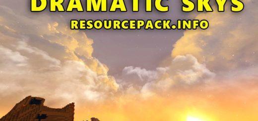 Dramatic Skys 1.17.1