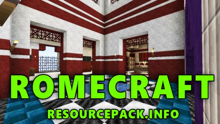 RomeCraft 1.17.1
