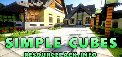 Simple Cubes 1.17.1