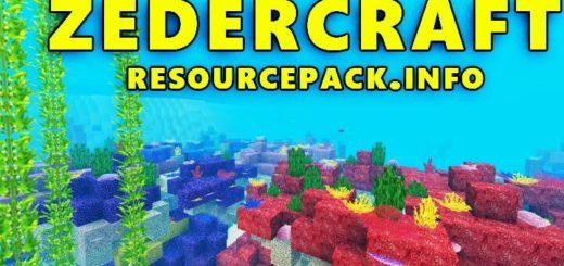 ZederCraft 1.17.1