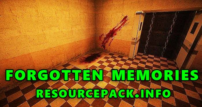 Forgotten memories 1.17.1