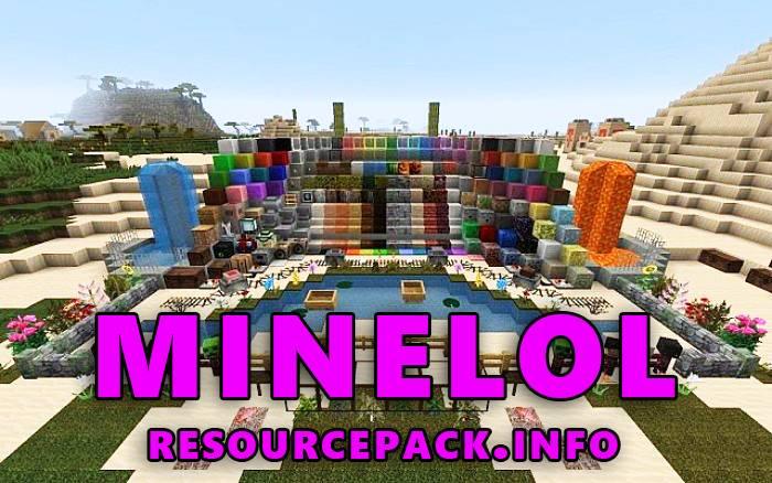 MineLoL 1.17.1