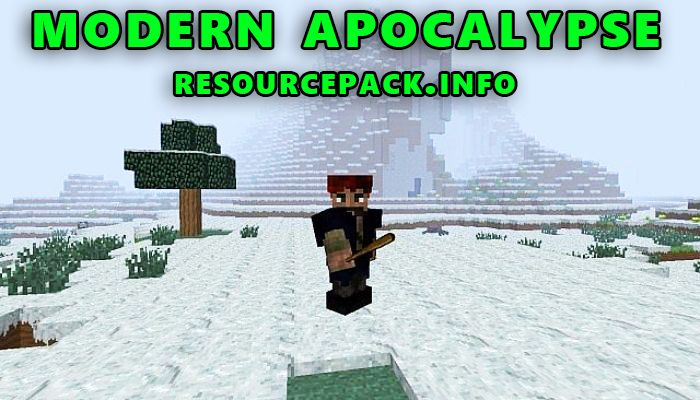Modern Apocalypse 1.17.1