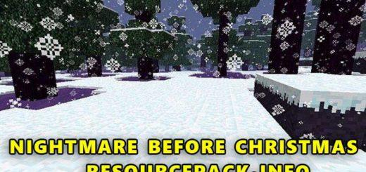 Nightmare Before Christmas 1.17.1