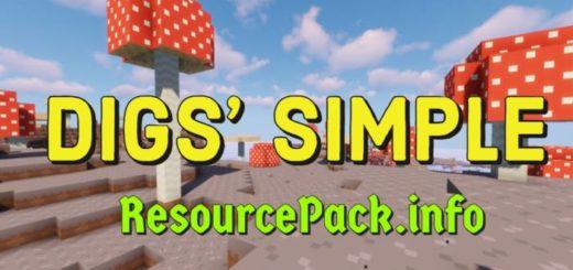 Digs' Simple 1.17.1
