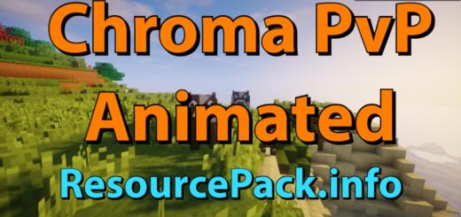 Chroam PvP Animated 1.16.5