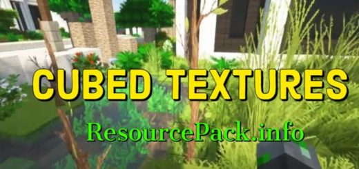Cubed Textures 1.16.5