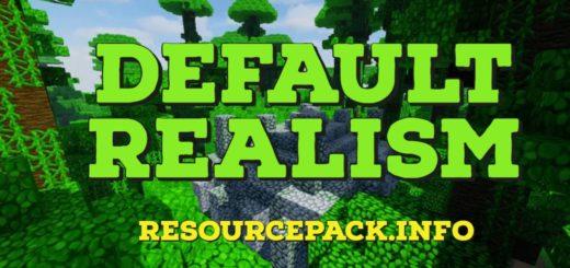 Default Realism 1.16.2